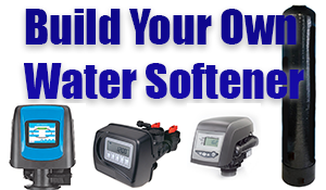 Build Your Own Water Softener